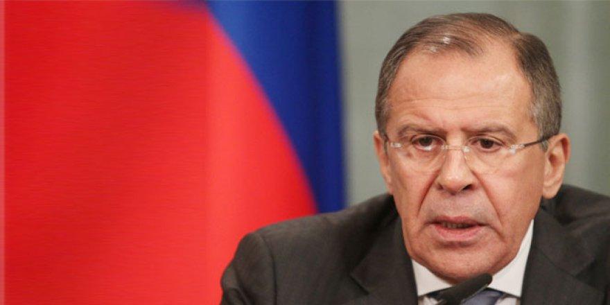Rusya Dışişleri Bakanı Sergei Lavrov: 'ABD, Esad'dan özür diledi'