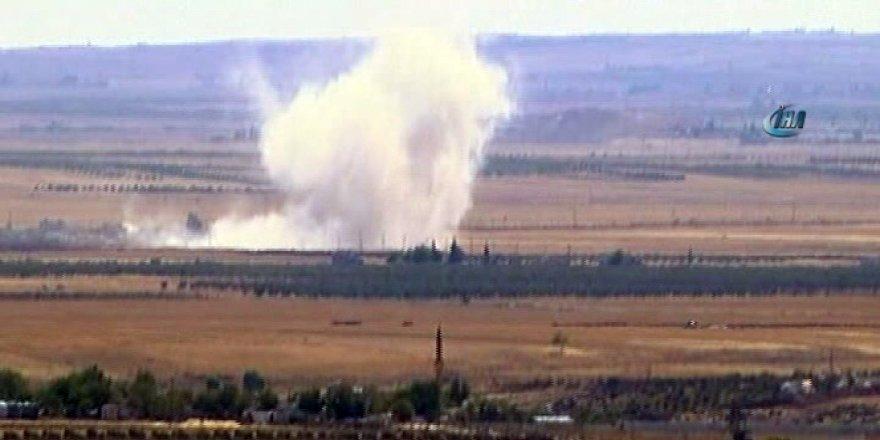 Sınırın Sınıf Noktasında Şiddetli Patlama