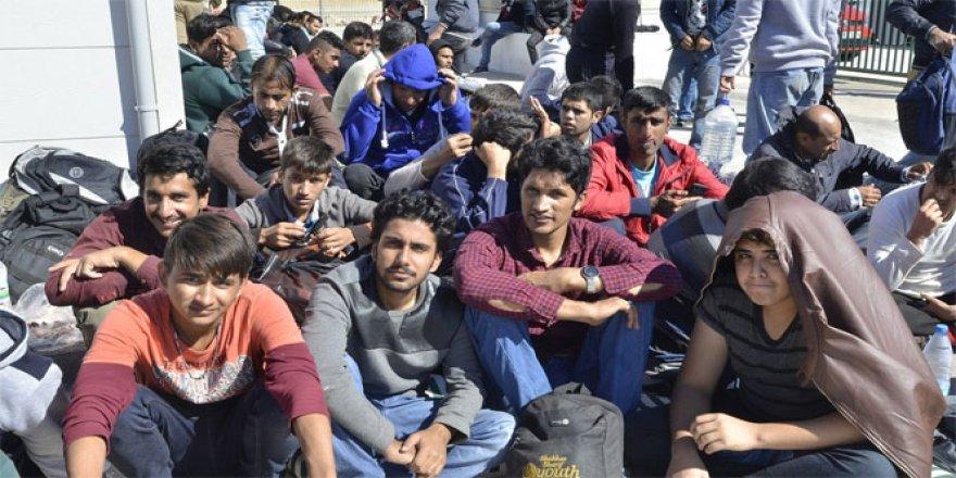Tansu Çiller'in eski yatında kaçak göçmen şoku!