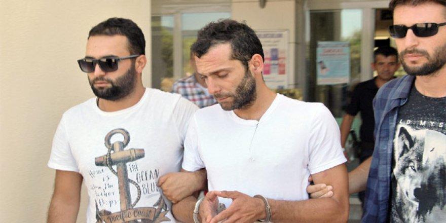 Çakıcı'nın üvey oğlu Onur Özbizerdik mahkemeye sevk edildi