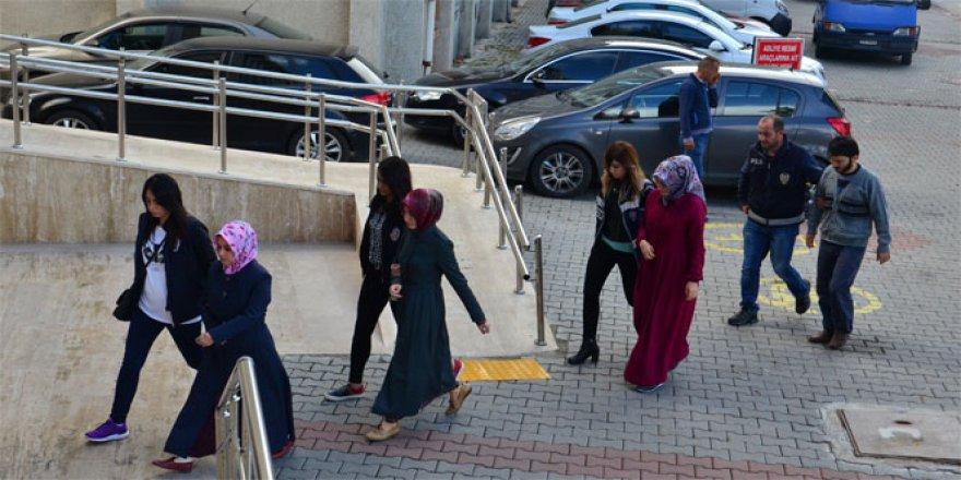 Zonguldak'ta FETÖ operasyonu: 6 gözaltı