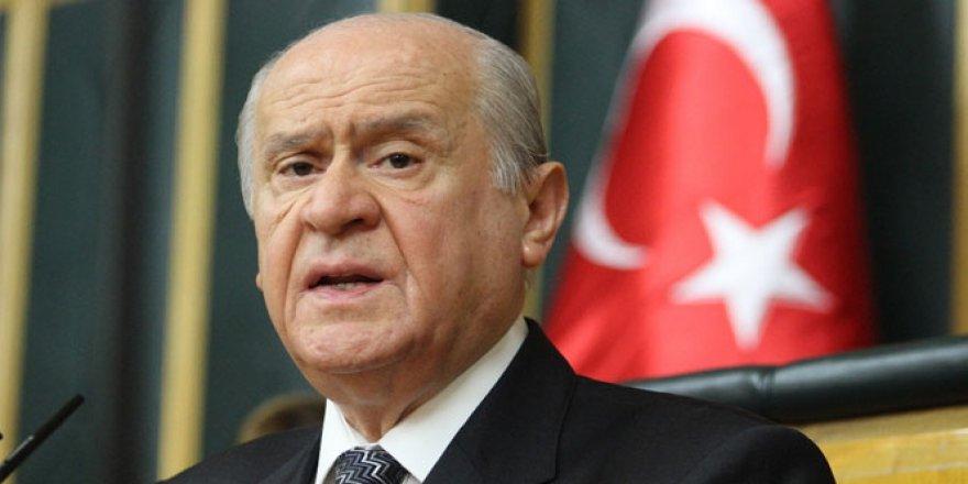 Devlet Bahçeli: 'Türkiye'nin korku tünelinin içinden çıkması gerekiyor'