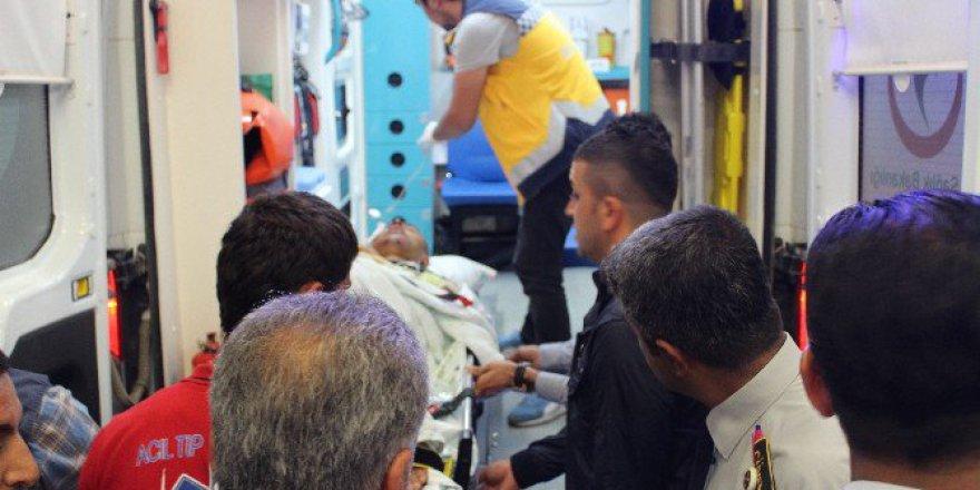 Patlamada Yaralanan Uzman Çavuş Abdullah Kaya Adıyaman'a Getirildi
