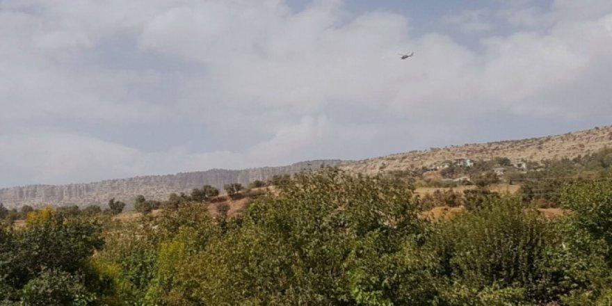 Bordo berelilerden PKK operasyonu