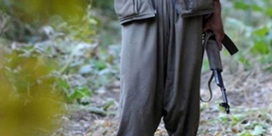 Sınırı geçmeye çalışan PKK/PYD üyesi yakalandı