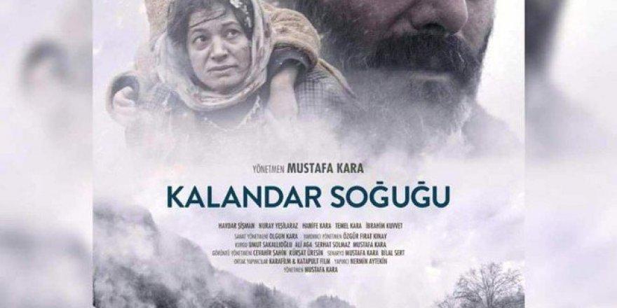 'Kalandar Soğuğu' Türkiye'nin Oscar Adayı!