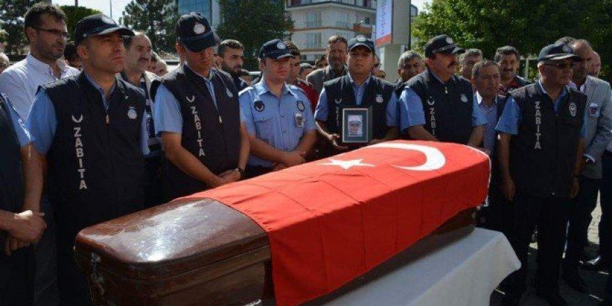 Ceviz Ağacından Düşen Zabıta Personeli Süleyman Kuru Hastanede Hayatını Kaybetti