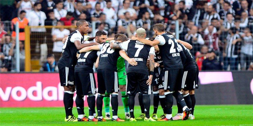 İşte Beşiktaş'ın Dinamo Kiev planı