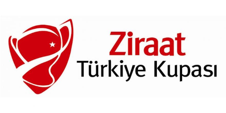 Ziraat Türkiye Kupası'nda 3. Eleme Turu'nda Eşleşmeler Belli Oldu