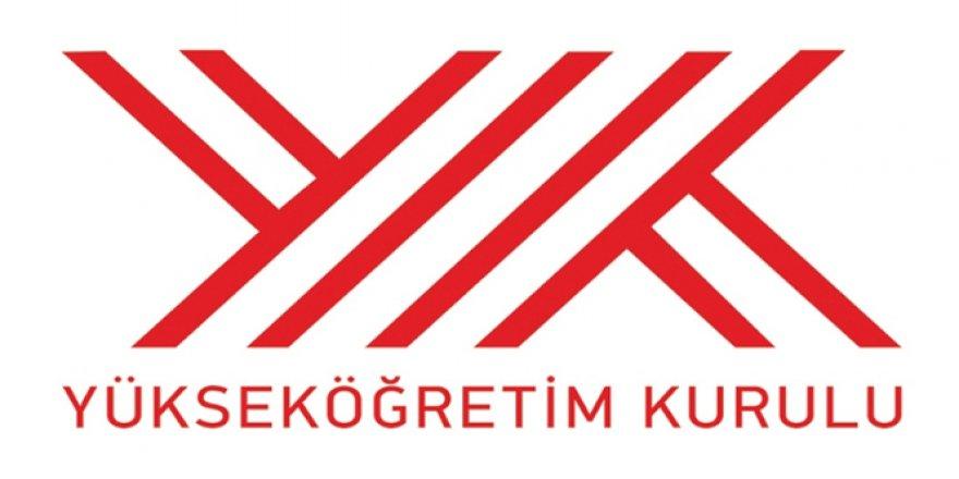YÖK'ten ilk uluslararası projeye imza