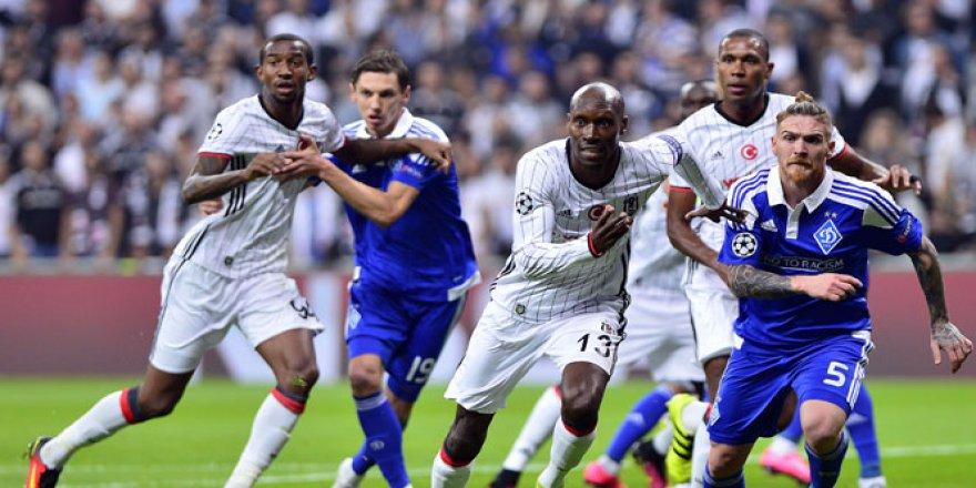 Kartal İyi Başlamıştı...! Beşiktaş 1-1 Dinamo Kiev
