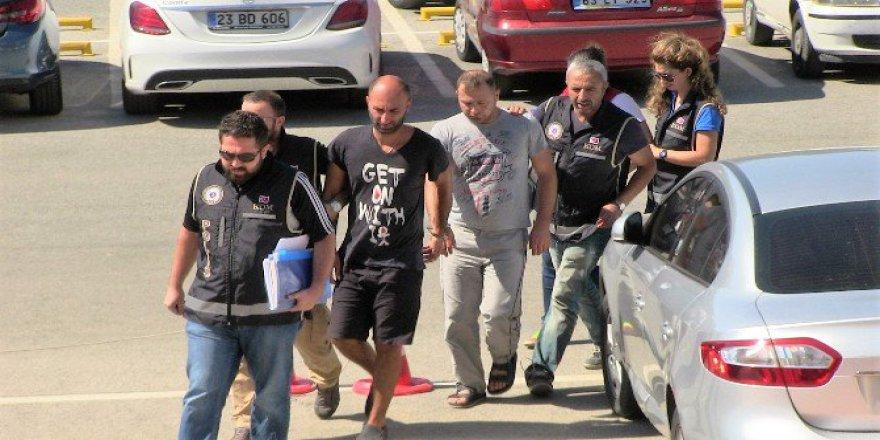 Göçmen Kaçaklığı Yapan 3 Gürcü Organizatör Tutuklandı