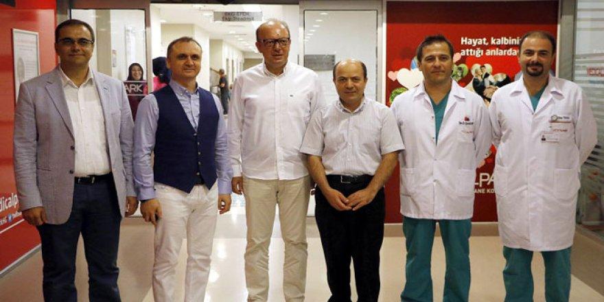 Prof. Dr. Mehmet Kabukçu: ''Yüksek stres ani kalp krizi sebebi''
