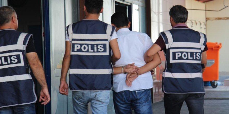 Kahramanmaraş'ta 7 kişi FETÖ'den tutuklu