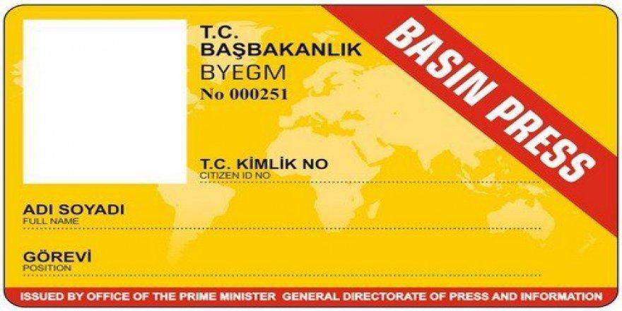 Basın Kartı Komisyonu 19 Ekim'de Ankara'da Toplanıyor