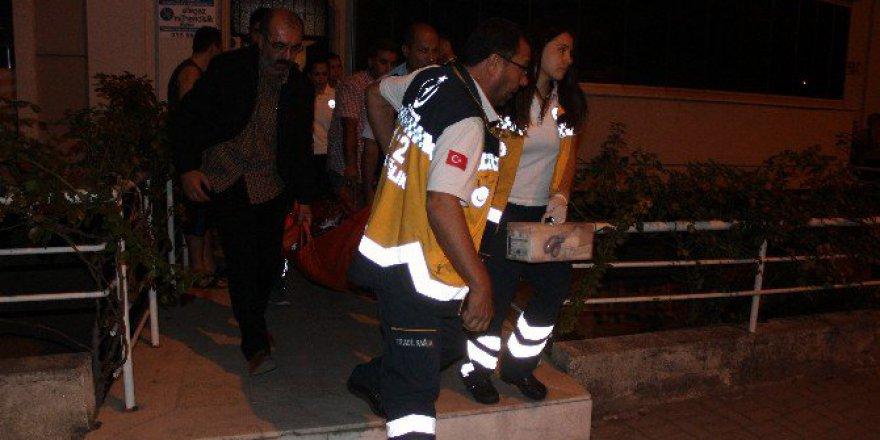 Aydın'da Cinnet Geçiren Koca Polis Olan Eşini Vurdu