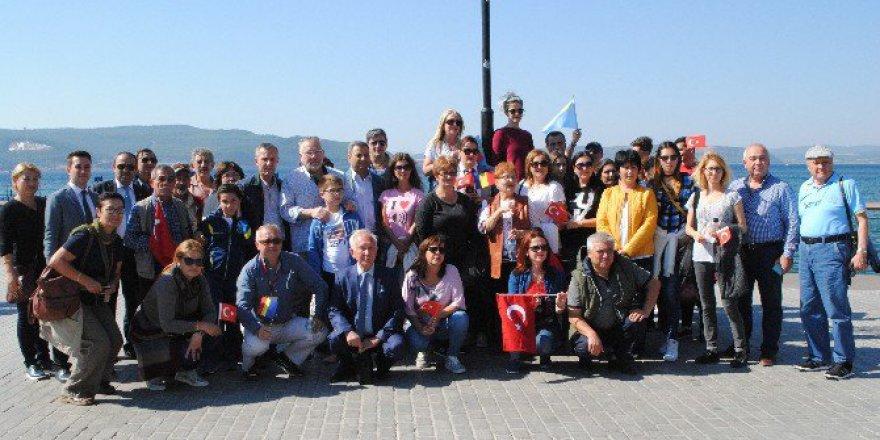 Romanyalı Türkler Çanakkale'de