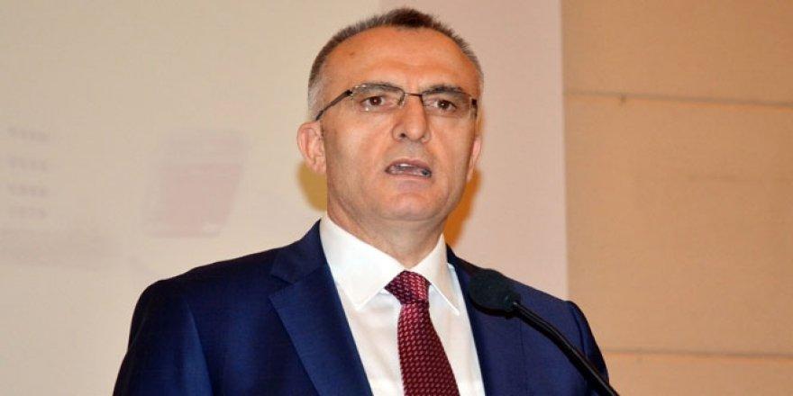 Maliye Bakanı Naci Ağbal'dan Müjde!