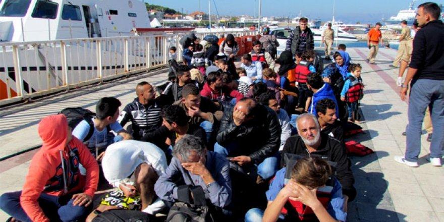 İzmir, Çeşme'de dört ayrı operasyon: Tam 202 kişi..!