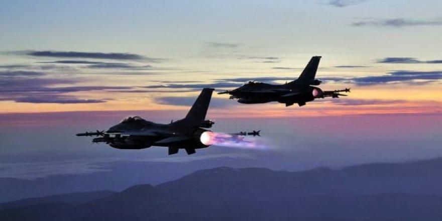 Siirt Eruh'da Hava operasyonu