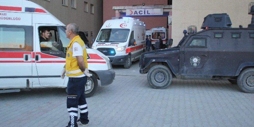Hakkari, Çukurca'da Hain Saldırı: 1 Şehit, 5 Yaralı