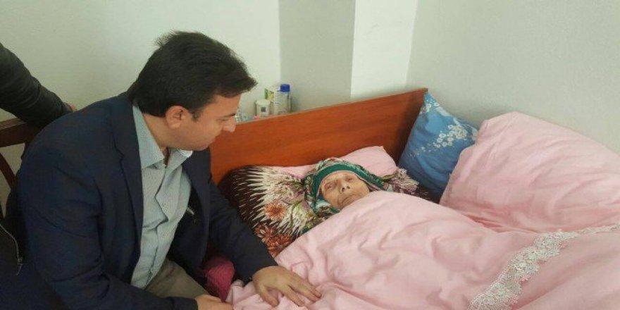 AK Parti Teşkilatından Fatsa'nın En Yaşlısına Ziyaret