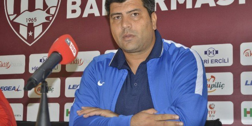 Manisaspor Teknik Direktörü Koray Palaz'da İstifa!