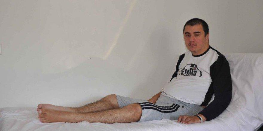 Antalya'da Omurilik Felçli Gencin Tedavi Parasını Çaldılar!