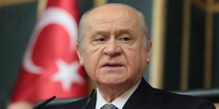 Devlet Bahçeli: 'Lozan'da cihana Türk milletinin varlığı kabul ettirildi'