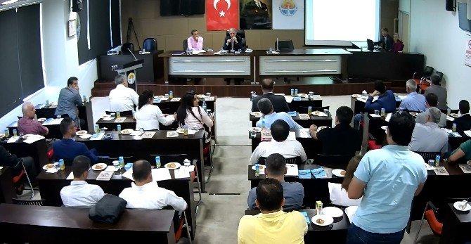 Adana İlçe Belediyelerine Mevzuat Semineri