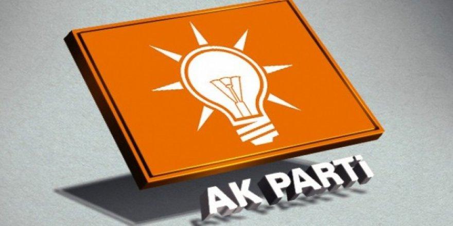 AK Parti Çorum il başkanı Bekiroğlu ve üyeler istifa etti