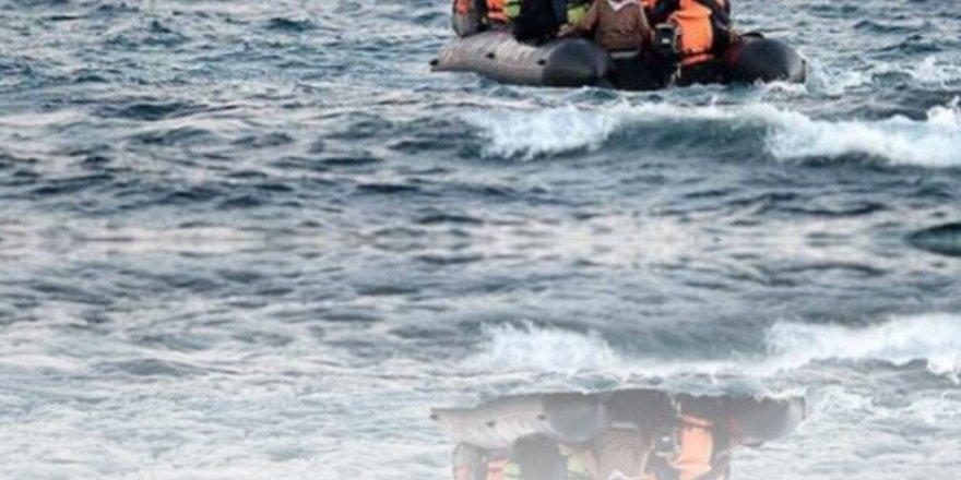 İzmir ve Balıkesir'de 106 kaçak göçmen yakalandı