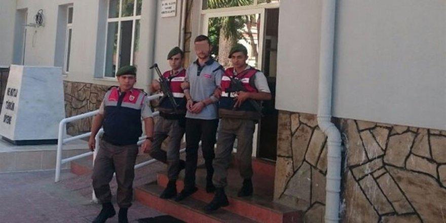 İzmir, Tire'de cinayet zanlısı saklandığı evde yakalandı