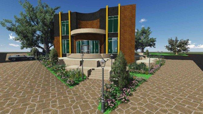 Bayraklı'ya yeni kültür merkezi müjdesi
