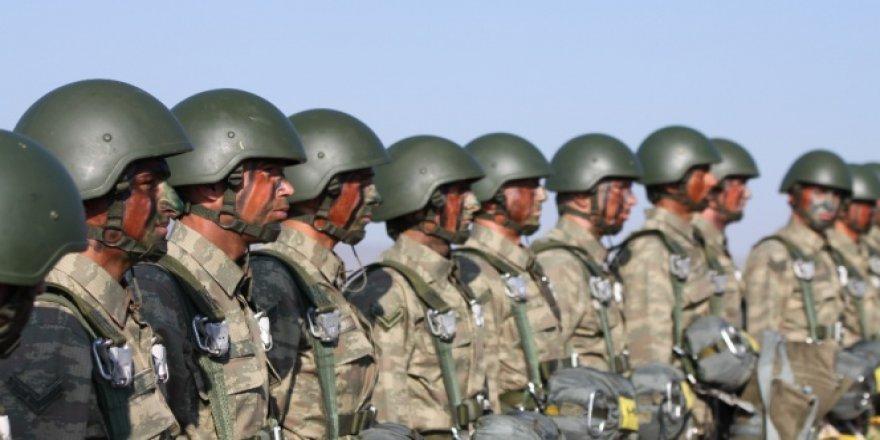 Türk Silahlı Kuvvetleri personel sayısını açıkladı