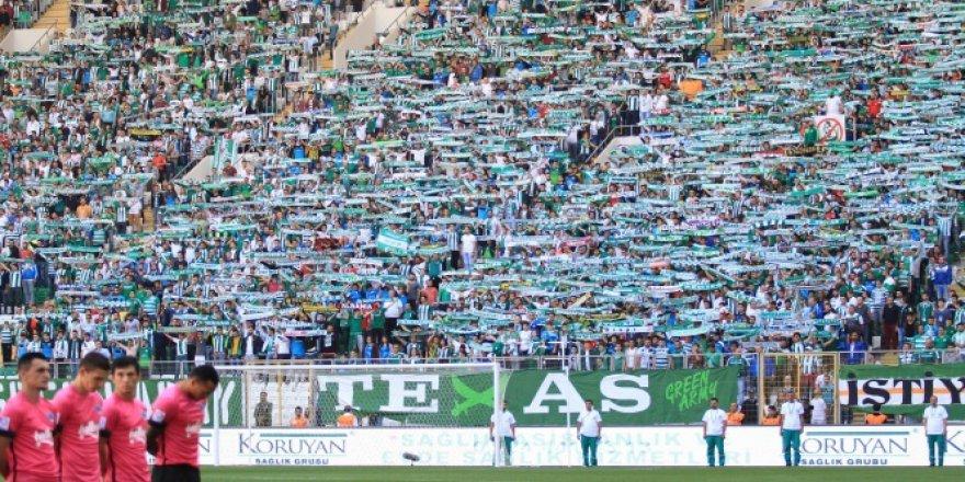 Bursaspor'da kombine bilet satışları sona eriyor