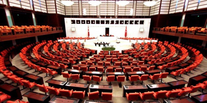 Türkiye Büyük Millet Meclisi Genel Kurulu çalışmalarına başladı