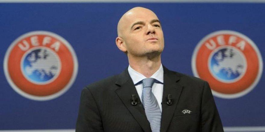 FIFA Başkanı Infantino'dan yeni dünya kupası planlaması