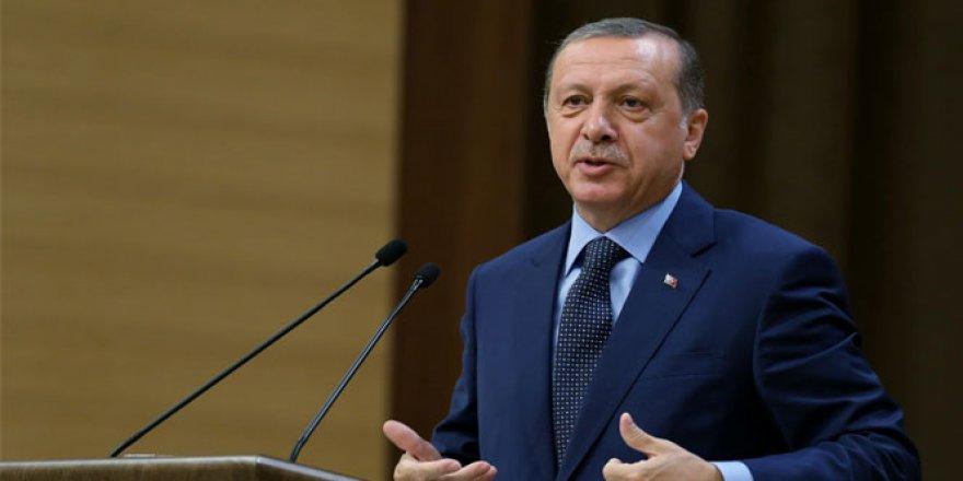Erdoğan'dan şampiyon sporculara tebrik telgrafı