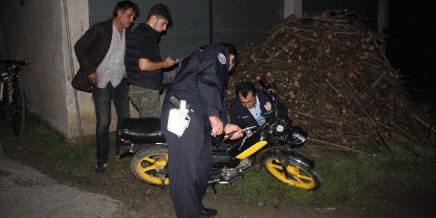 Samsun'da 9 Yaşındaki Çocuğa Çarpıp Kaçan Sürücüsü Yakalandı