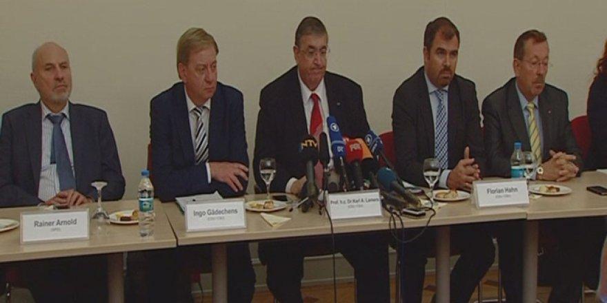 Alman heyetten 'sözde Ermeni soykırımı' açıklaması