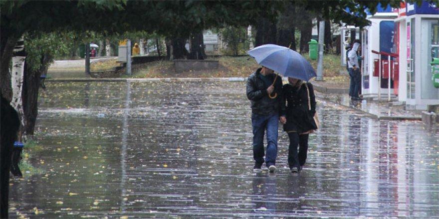 5 Ekim 2016 Yurt geneli hava durumu
