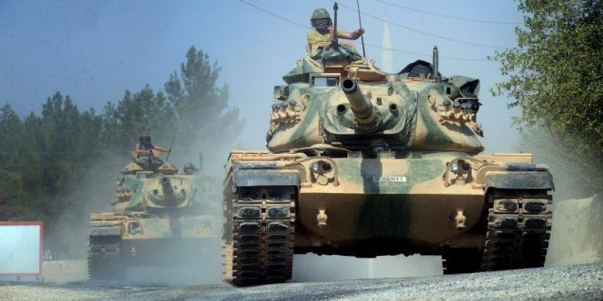 TSK'dan son dakika :1 asker şehit, 3 asker yaralı