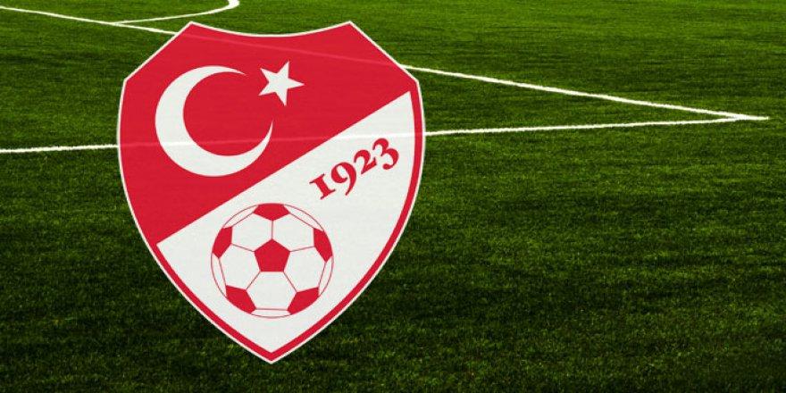 TFF'den Ahmet Şan'a tebrik mesajı