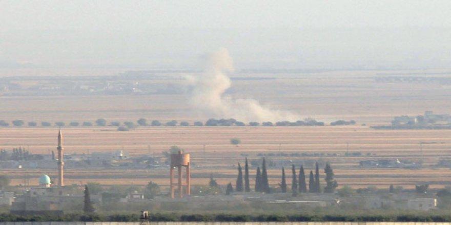Suriye-Kilis sınırında hareketli dakikalar