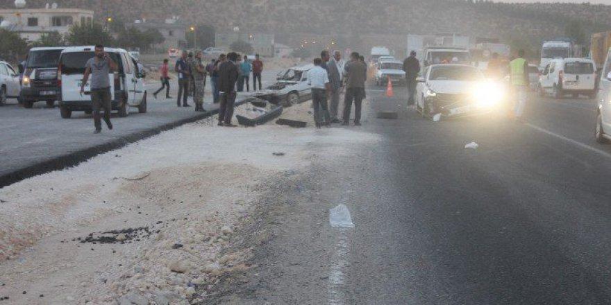 Mardin'de Korkunç Trafik Kazası: 3'ü Ağır 5 Yaralı