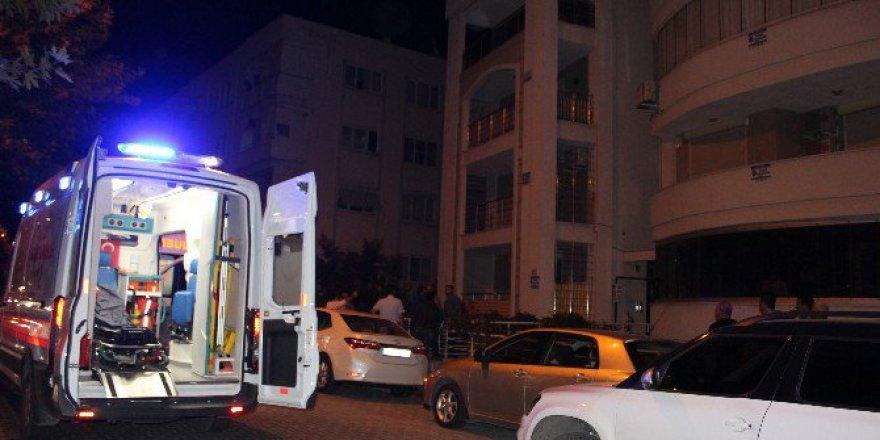 Aydın'da Polis Eşini Vuran Koca Hayatını Kaybetti