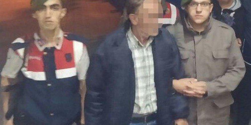 Samsun'da Hayvan Hırsızlığı Şüphelisi 2 Kişi Yakalandı