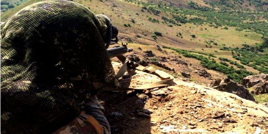 Ağrı, Tendürek Dağında operasyonlar yoğunlaştı