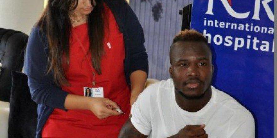Gaziantepspor Futbolcuları Grip Aşısı Oldu